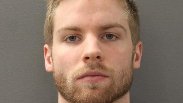 Jake Nesdale (Hamden Police)