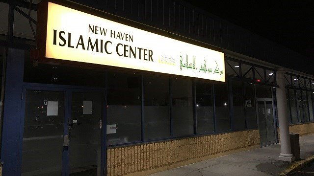 The Islamic Center of New Haven received a threatening letter this week.