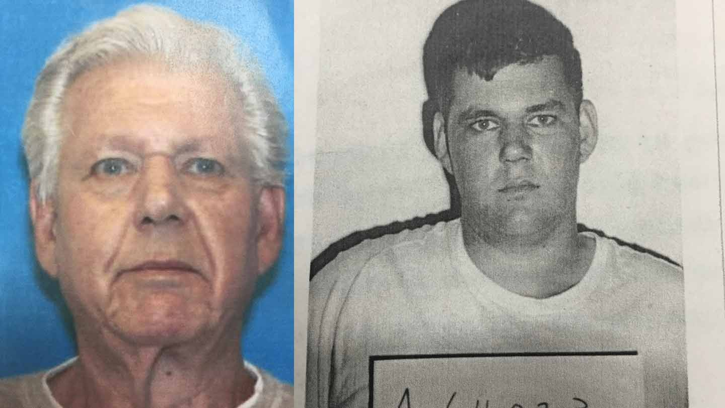 Robert E Stackowitz died this week, according to his lawyer. (Georgia Dept. of Corrections photos)