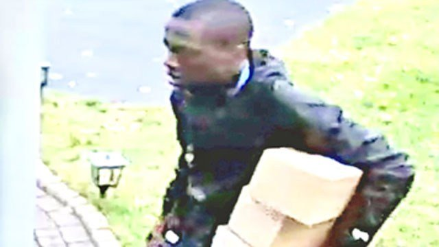 Police released this picture of the suspect from an incident on Simsbury Road. (West Hartford Police Department)