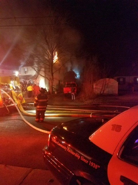 Eyewitness submitted photo (WFSB)