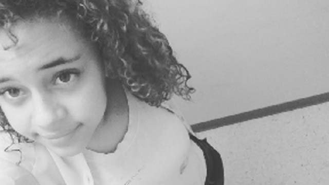 Destiny Falcon was last seen on Saturday in Hartford. (CT State Police)