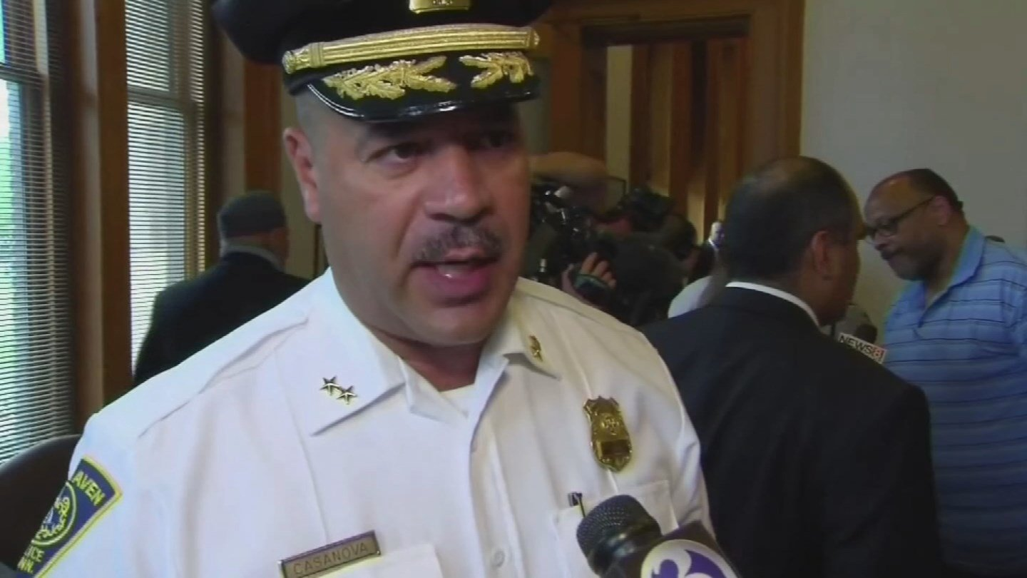Assistant police chief Luiz Casanova. (WFSB file photo)