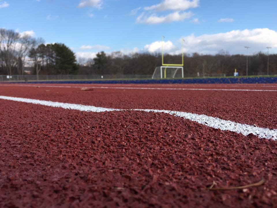A new track at Plainville High School is being called too dangerous to use by school officials. (WFSB)