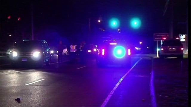 Matthew McGovern was struck on Fenn Road back on Dec. 3. (WFSB file photo)
