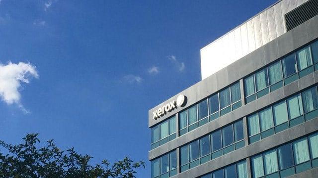 Xerox Corporation's headquarters in Norwalk. (Xerox photo)