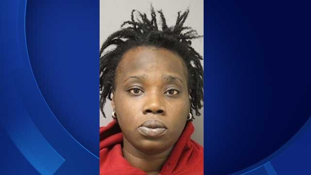 Marquetta James who was arrested for a buglary in Woodbridge. (Woodbridge Police Department)