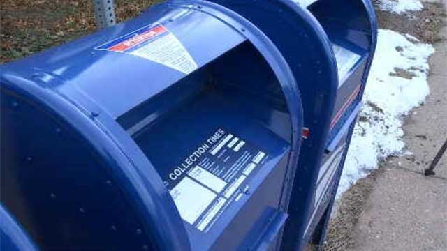 It's the busiest time of the year for the U.S. Postal Service (WFSB)