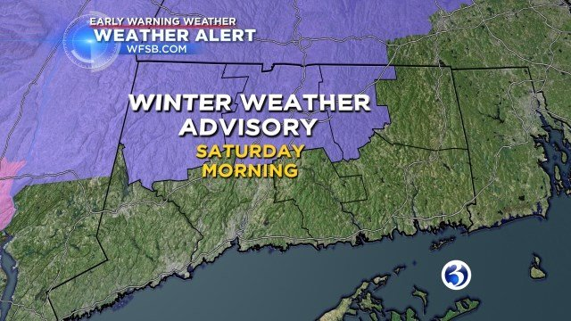 Large Winter Storm Timing Fits Holiday Weekend