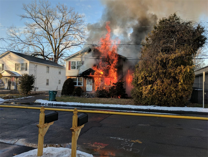 Photo Courtesy of Manchester Fire Department