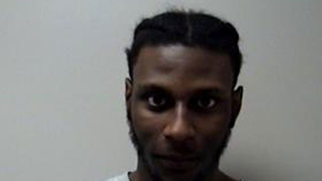 Raekwon Gaines was charged with second-degree breach of peace. (Manchester Police Department)