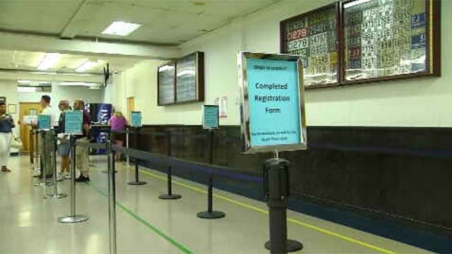 Lines at the DMV are expected to drop with new changes (WFSB)