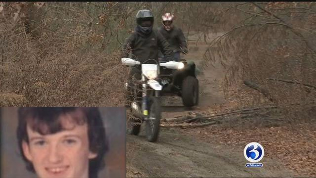 People will continue to search for Sterling native Todd TJ Allen. (WFSB)