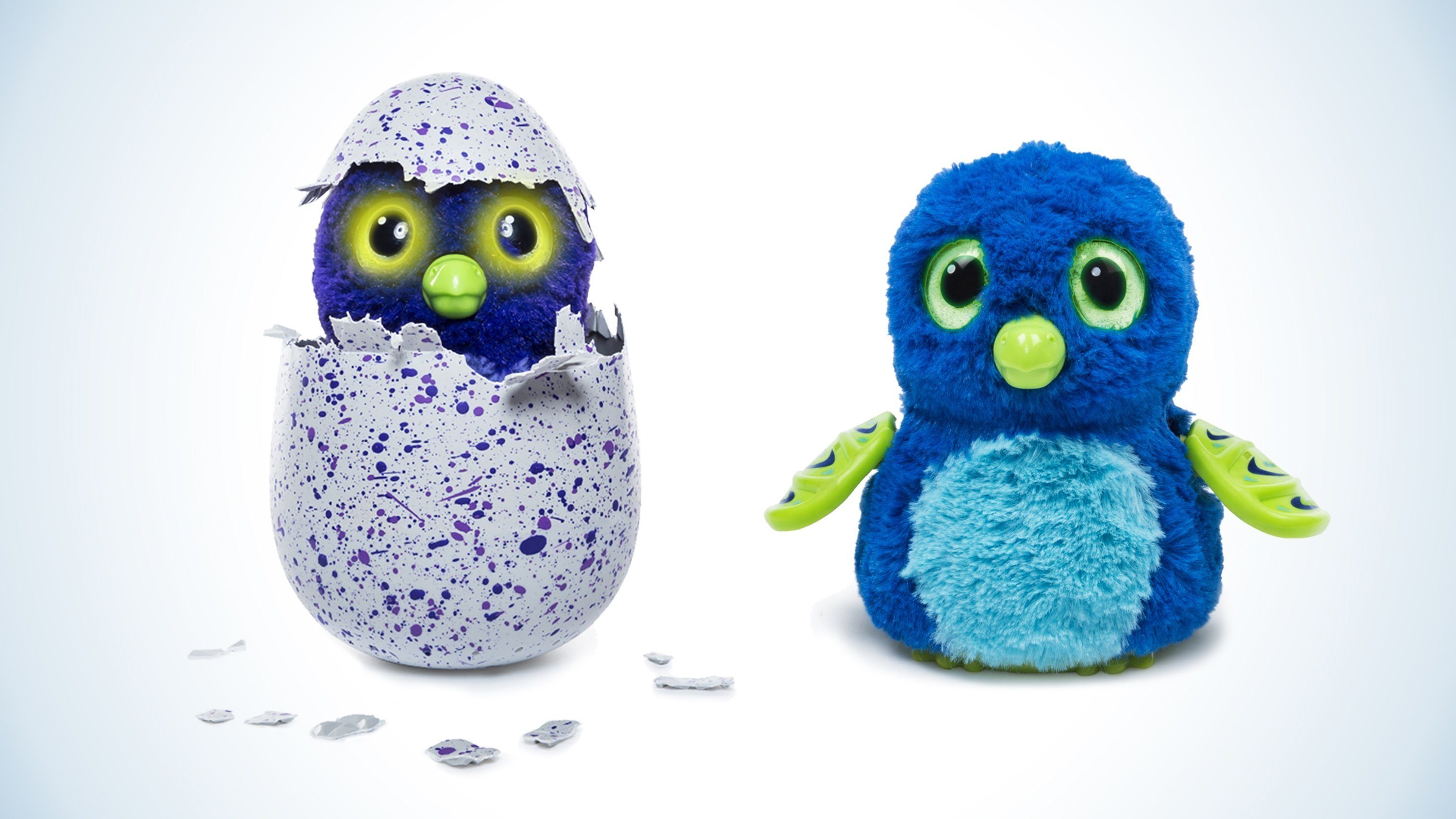 The hits keep coming for Hatchimals. Some parents are claiming the most-hyped toy of the season has a potty mouth. (CNN)