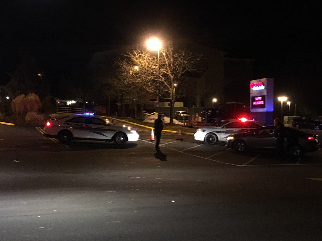 Police say two people have died in a Wallingford shooting. (WFSB)