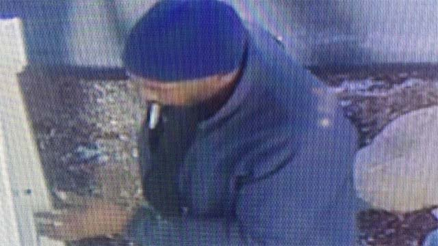Police said this man is accused of stealing a car in Marlborough (CT State Police)