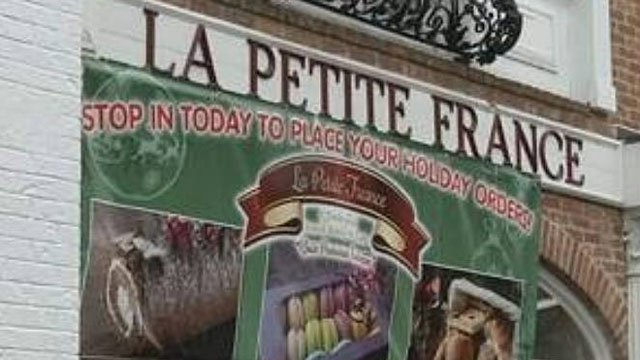 The La Petite France bakery in West Hartford. (Facebook photo)