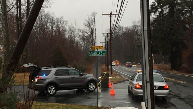 An investigation is underway after a trooper shot a man who refused orders to drop his weapon. (WFSB)