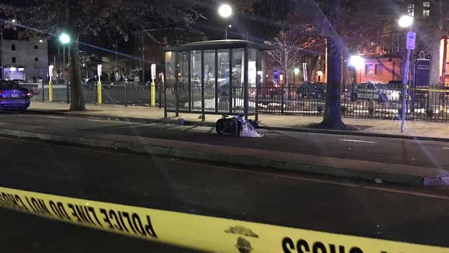 A baby was taken to the hospital after being hit by a car while in a stroller in New Haven. (WFSB)