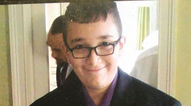 Police have located Jaiden Colon, who went missing on Friday. (Manchester Police Department)