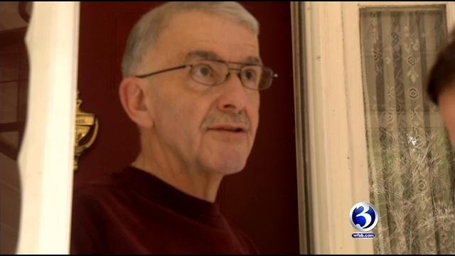 Sixty-six-year-old Frederick Baruzzi is facing up to two years in prison after pleading guilty to bilking thousands of dollars from taxpayers by receiving bogus mileage reimbursements. (WFSB file)