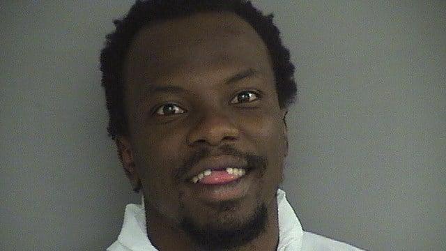 Berthony Jean-Baptiste. (Middletown police photo)