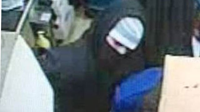 State police were looking for a Canterbury convenience store robbery suspect. (CT State Police)
