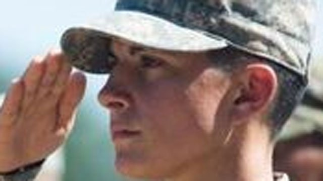 Army Captain Kristen Griest is one of the three inductees into the Connecticut Women's Hall of Fame.