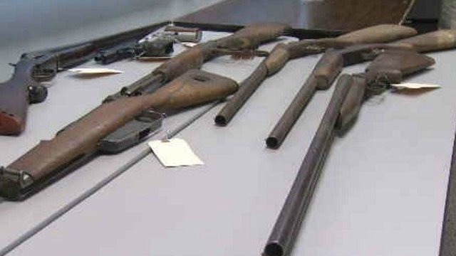 The city of Hartford announced a new partnership to lower gun violence. (WFSB file)