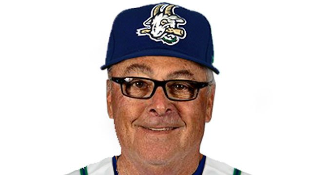 Jerry Weinstein was named the manager of Hartford Yard Goats. (Hartford Yard Goats)