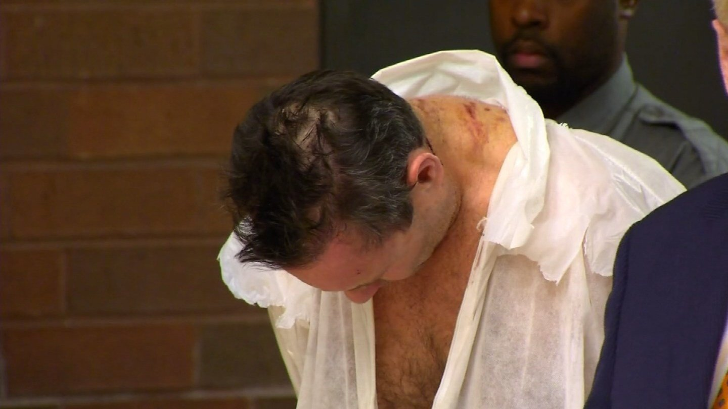 Jeffrey Krahling during a previous court appearance. (WFSB file photo)