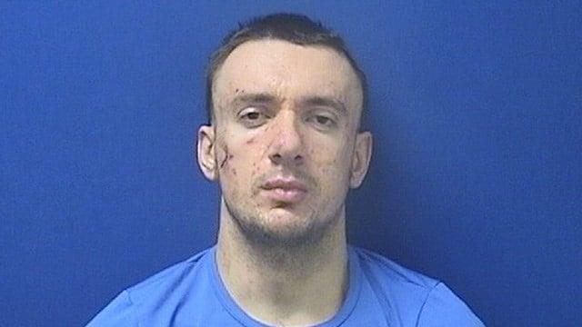 Hasudin Siljkovic. (Windsor Locks police photo)