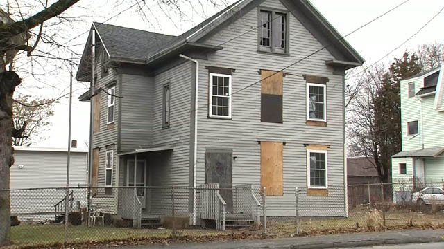 Recently Ohio became the first state in the nation to ban plywood on vacant buildings. (WFSB)