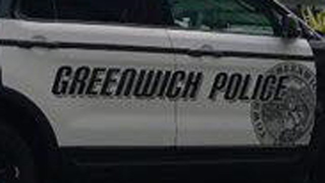 Greenwich police. (Facebook photo)