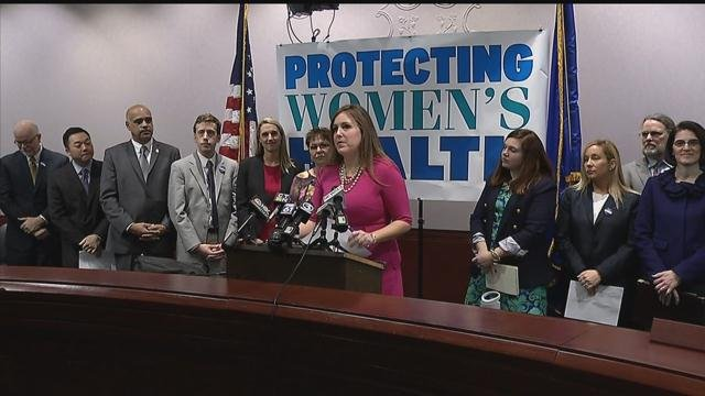 Lawmakers aim to keep Connecticut a pro-choice state. (WFSB photo)