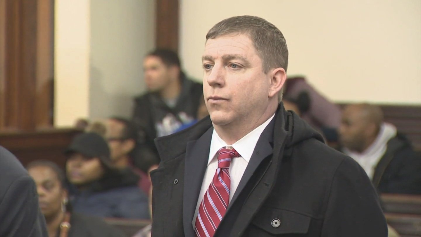 Jeff Iwanicki faced a judge on Tuesday in Fairfield. (WFSB photo)
