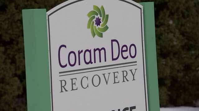 Coram Deo is a recovery facility in New Britain (WFSB)