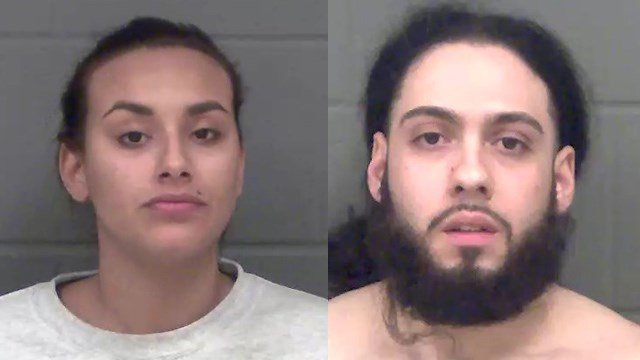 Anijah Robinson and Jimmy Rosado. (New Britain police photos)