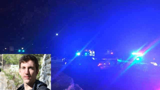 Andrej Cavarkapa, who was jogging, was hit by a car in West Hartford on Wednesday evening. (WFSB)