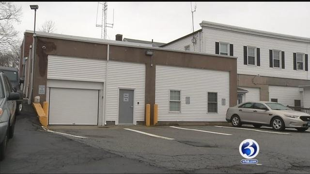 The East Hampton Police Department is in need of major repairs. (WFSB)