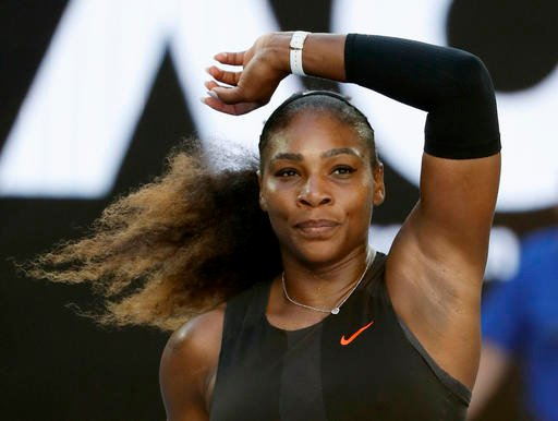 Serena Williams (AP Photo)