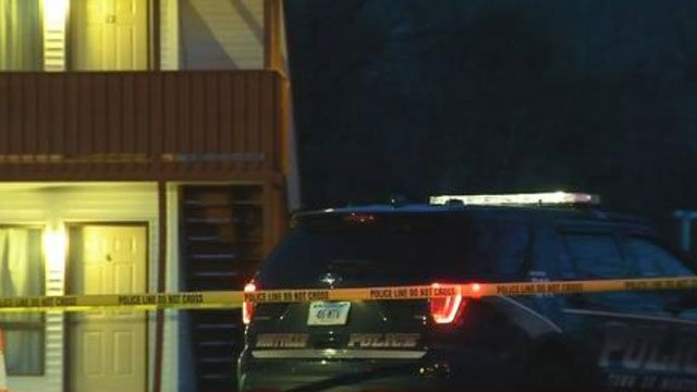 "An ""unwanted person"" was shot by police and died after incident in Montville on Sunday. (WFSB)"