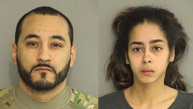 Juan Pagan-Rivera and Lourdes Torreira. (Middletown police photos)