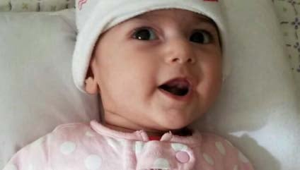 'Desperately Ill' Iranian Baby Fatemah Reshad Gets Visa Waiver To Enter US