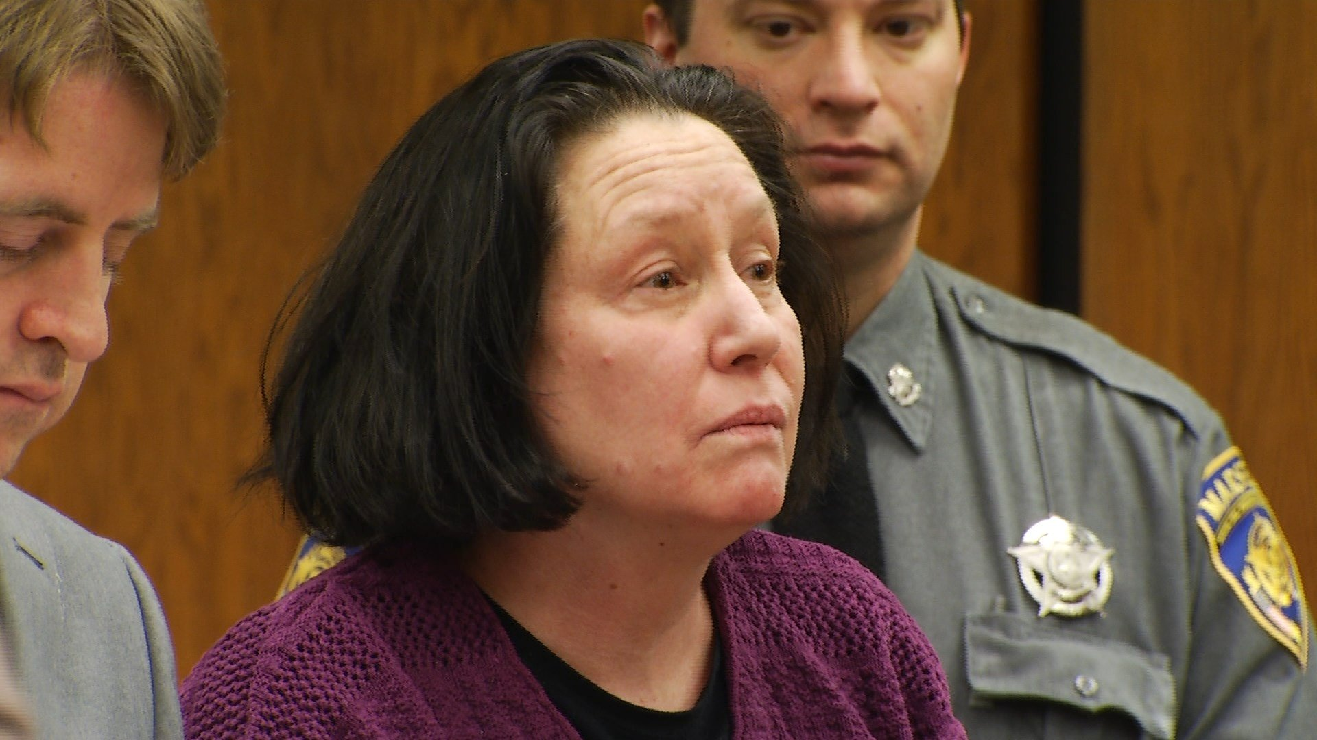 Eileen Marie Pierce faced a judge on Friday. (WFSB photo)