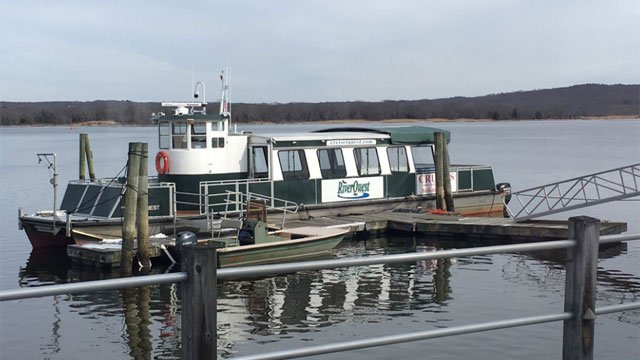 Eagle Cruises begin this weekend on the Connecticut River. (WFSB)
