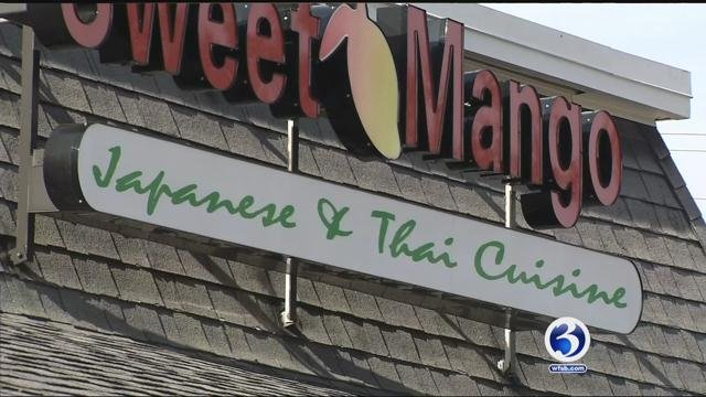 The owners of Sweet Mango said they were losing money after receiving bogus orders. (WFSB)