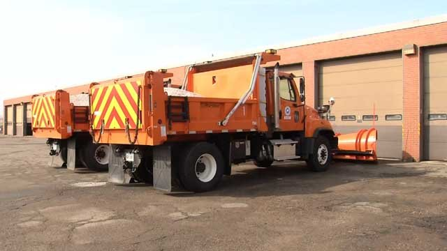 DOT prepares for Thursday's storm (WFSB)