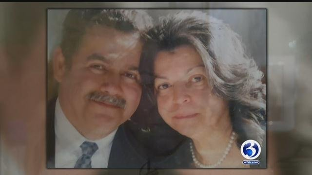A doorman from Connecticut died after he fell through plate glass while shoveling snow. (CBS)