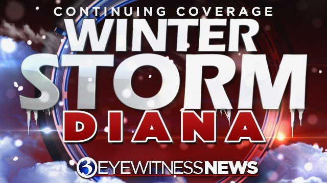 Winter Storm Diana approaches Connecticut. (WFSB)